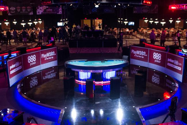 WSOP Main Event: Finalisten Bios, Scott Blumstein Chipleader