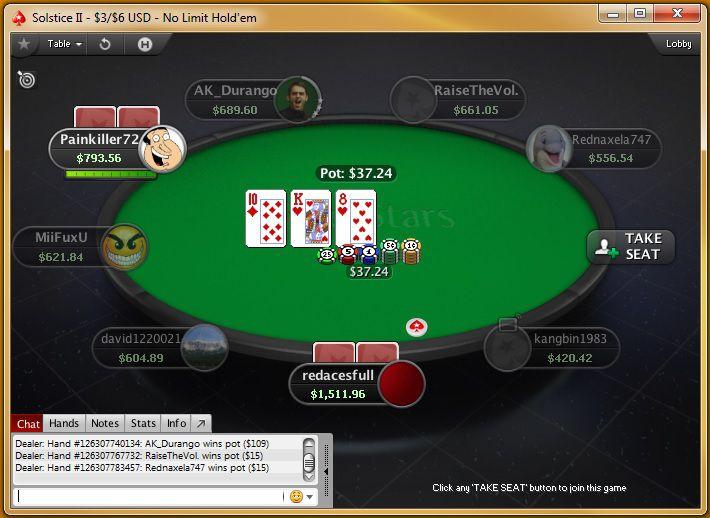 покер go