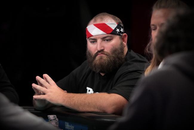 Handanalyse: Stewart heeft stalen zenuwen bij diepe run WSOP