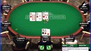 Everest Poker tafel