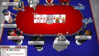 Betfred Poker tafel