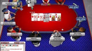 Betfred Poker tafel