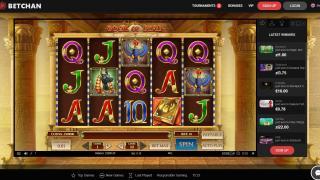 BetChan Casino tafel