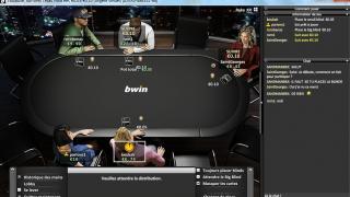 bwin Poker tafel