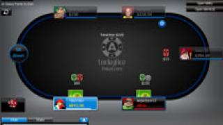 Lucky Ace Poker tafel