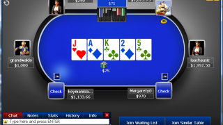 Poker770 tafel