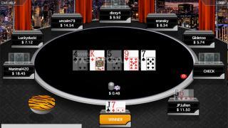 Tiger Gaming tafel