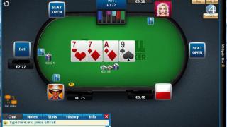 William Hill Poker tafel