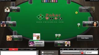 Poker MIRA tafel
