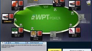 WPT Poker tafel