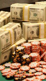 A Whole Lotta Cash