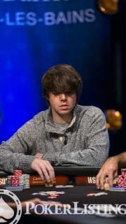 Benny Spindler 2013 WSOP EuropeEV0725K NLH High RollerFinal TableGiron8JG3525