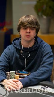 Benny Spindler2013 WSOP EuropeEV0710K NLH Main EventDay 1BGiron8JG2115