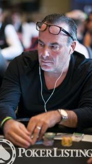 Dan Shak2013 WSOP EuropeEV035K Mixed MaxDay 1Giron8JG2