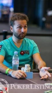 Daniel Negreanu2013 WSOP EuropeEV0725K NLH High RollerFinal TableGiron8JG3104