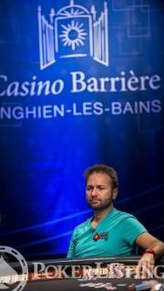 Daniel Negreanu2013 WSOP EuropeEV0725K NLH High RollerFinal TableGiron8JG3348