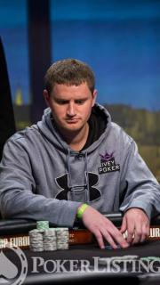 David Peters2013 WSOP EuropeEV0725K NLH High RollerFinal TableGiron8JG3254