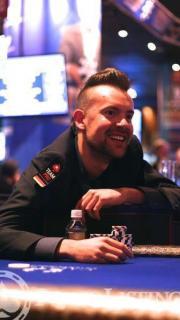 Gorge Danzer WSOP Player of the Year