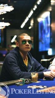 Jack Salter live poker