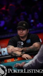 Jay Farber WSOP Main event 2013