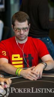 Jonathan Little2013 WSOP EuropeEV0710K NLH Main EventDay 1AGiron8JG1315