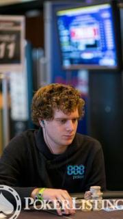 Sam Holden2013 WSOP Europe