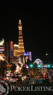 las vegas strip 8566