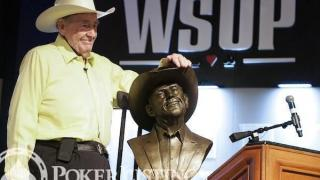 0180 Doyle Brunson and WSOP Bronze Bust
