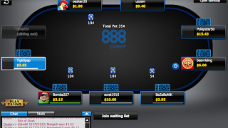 888poker screen shot