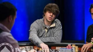 Benny Spindler2013 WSOP EuropeEV0725K NLH High RollerFinal TableGiron8JG3573