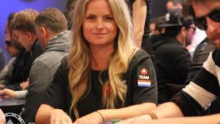 Fatima Moreira de Melo sponsor poker room