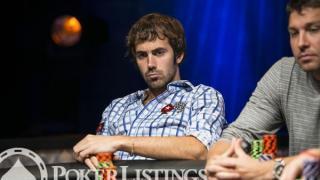 Jason Mercier 2013 WSOP EuropeEV041500 PLOFinal TableGiron8JG0747