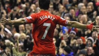 Luis Surez Liverpool