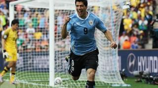 Luis Surez Uruguay