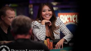 Maria Ho WSOP 2