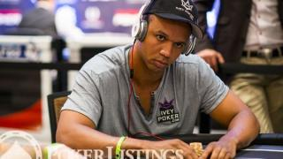 Phil Ivey2013 WSOP EuropeEV0725K NLH High RollerDay 1Giron8JG2639