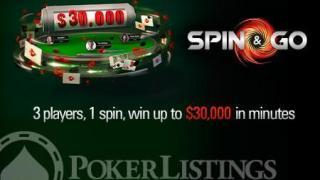 PokerStars Spin en Go2