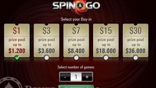 Spin en Go slots