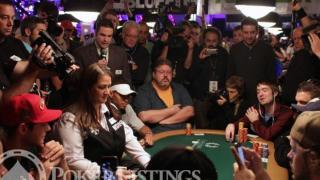 WSOP Main Event bubble