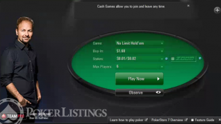 pokerstars quick seat2