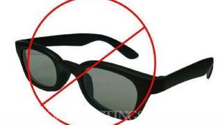 verbod zonnebrillen
