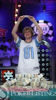Ryan Riess WSOP Main Event