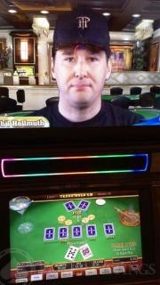 hellmuth poker machine
