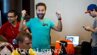 Daniel Negreanu2013 WSOP EuropeEV0725K NLH High RollerFinal TableGiron8JG2
