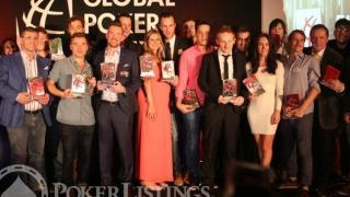 European Poker Awards winnaars