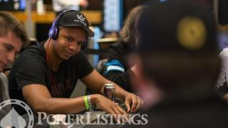 Phil Ivey2013 WSOP EuropeEV0710K NLH Main EventDay 1BGiron8JG2092
