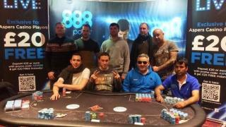 london final table
