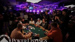 2013 WSOP Main Event Day 5 Amazon Room 5