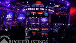 2013 WSOP Main Event Heads Up 3