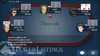 Appeak Poker